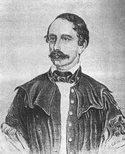 Johann Grimm (1805-1874), první ředitel Horní školy