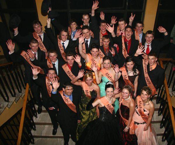 maturitní ples SP? P?íbram 27.3.2009
