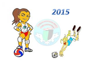 Volejbal 2015
