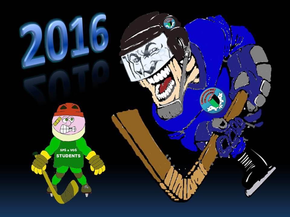 Hokej 2016